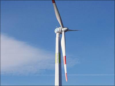 Ветроэнергетическая установка TimberTower