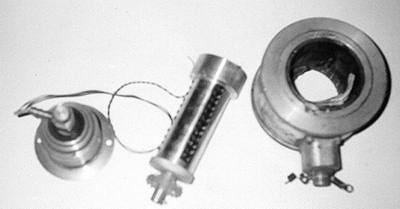 Рис. 5. Токосъемник с корпусом