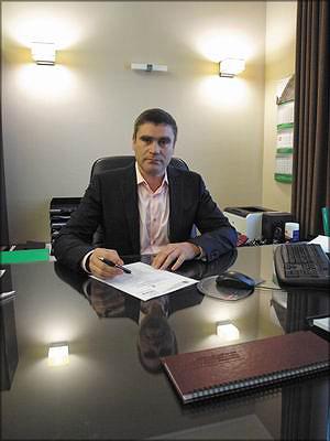 Генеральный директор АО «Плитспичпром» Евгений Власов