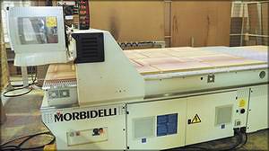 Обрабатывающий центр Morbidelli (SCM Group)