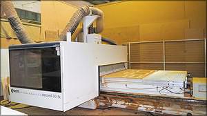 Обрабатывающий центр с ЧПУ SCM accord 30 fx (Италия)