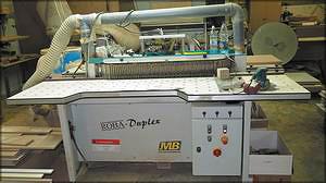 Шлифовальный станок Roba-Duplex (MB Maschinenbau)
