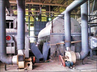 а – однороторная (эксплуатируется на заводе ПК «МДФ»)