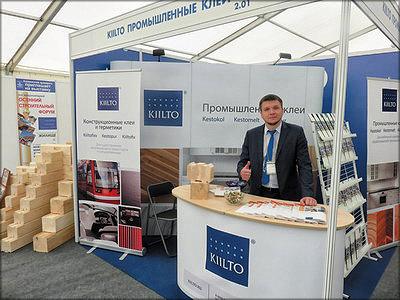 Антон Родионов, продакт-менеджер промышленного отдела компании Kiilto Oy