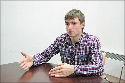 Евгений Малышевский, руководитель отдела активных продаж компании «Эрготек»