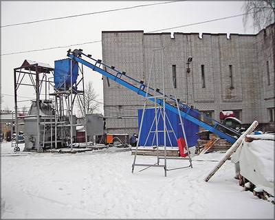 Мини-газогенераторная ТЭС 100 кВт, разработка ЦНИДИ, Санкт-Петербург