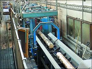 Рис. 2. Вальцы с осевым движением механизма ориентации LT-1 производства компании AriVislanda (Швеция)