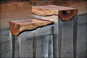 Креативная мебель от Хилы Шамиа(кипарис, алюминий)