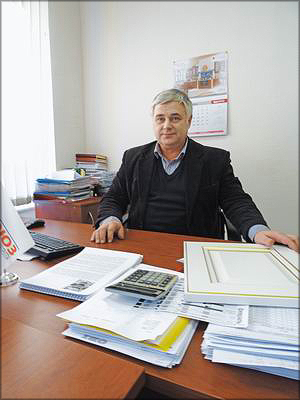 Виктор Федоров, заместитель генерального директора ООО «СоюзБалтКомплект» по производственной деятельности