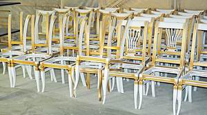 Заготовки стульев