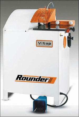 Рис. 9. Общий вид фрезерного станка Rounder CR200 (производитель – Vitap) для обработки скругленной кромки
