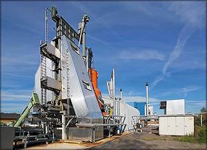 Завод торрефикации компании Torrec