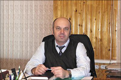 Директор департамента лесного хозяйства региона Александр Голубев
