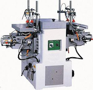 Рис. 11. Двухшпиндельный пазовальный станок-полуавтомат MS3112 (поставщик – компания «КАМИ-Станкоагрегат»)