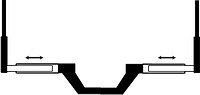 Рис. 6. Трансформируемый грузовой отсек
