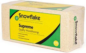 Рис. 10. Станочная стружка Snowflake Supreme