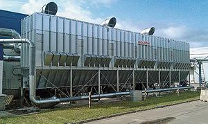 Фильтр типа MHL с новыми предохранительными клапанами и пневмотранспортной системой для удаления отходов от фильтра