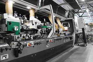 Головной станок Powermat 2400 (Weinig)