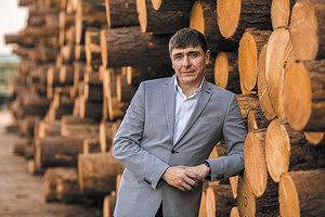 Виктор Мукорез, управляющий директор ЗАО «ЛДК Игирма» и ООО «Сибэкспортлес-Тайрику»
