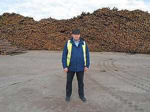 Алексей Николаевич Худашов, начальник производства ООО «Устьянский лесопромышленный комплекс»: «Техника Fuchs заслуживает распространения по всем предприятиям нашей отрасли»