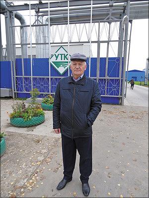 Ген. директор «Устьянской теплоэнергетической компании» Владимир Паршин