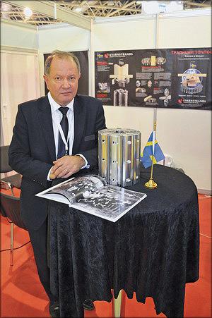 Игорь Лапченко (Kvarnstrands)