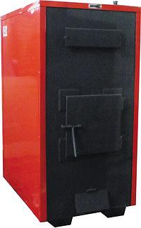 Пиролизный котел марки «Т-100»