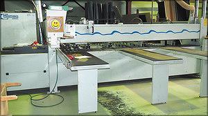 Станок для раскроя плитных материалов HOMAG ESPANA CH10 (Германия)