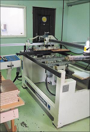 Присадочный станок SCM Multitech Plus (Италия)