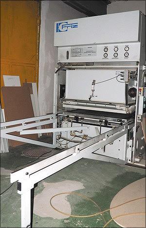 Мембранно-вакуумный пресс Friz Optimat MFP14/27 (Германия)
