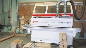 Кромкооблицовочный станок SCM Olimpic К130(AB/207226) (Италия)