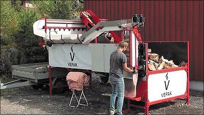 Рис. 9. Фасовочная машина Vepak V1 (производитель – фирма Vepack, Норвегия)