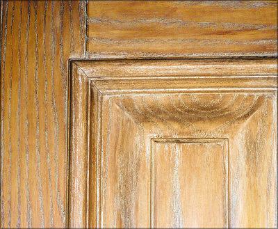 Рис. 2. Деревянные детали после искусственного старения