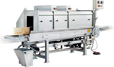 Рис. 8. Щеточно-распылительный станок Impregmat Evo (производитель – Schiele Maschinenbau GmbH, Германия)
