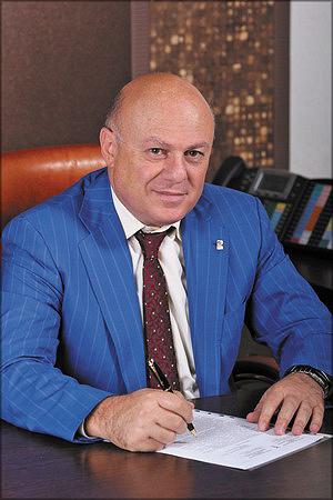 Генеральный директор мебельной фабрики «Сильва» Гарик Календжян