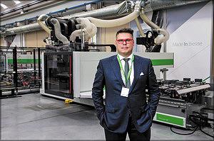 Маттео Вальика, генеральный директор ООО «Биессе Груп»