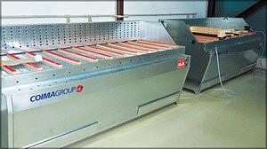 Автономные аспирационные столы для отсоса пыли производства Coima Group (Италия)