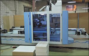 Обрабатывающий центр с ЧПУ Homag BMG 311 (Германия)