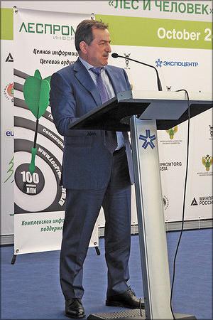 Президент группы компаний «Русский ламинат» Руслан Курбанов