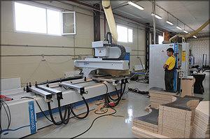Обрабатывающий центр с ЧПУ Weeke BНС 280 Optimat (Германия)