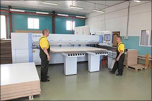 Раскроечный центр с ЧПУ Holzma HPP 380 (Германия)