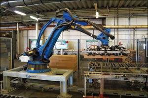 Робот-манипулятор Kuka (Германия)