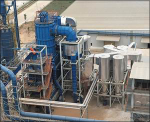 Завод по производству МДФ (INTEC Energy)