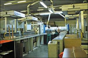 Автоматический форматно-раскроечный центр Holzma HCL 11/38/22 Profiline (Германия)