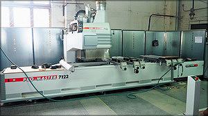 Обрабатывающий центр Holzher Pro-master 7123 (Германия)