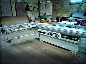 Форматно-раскроечный станок SCM Si 300n