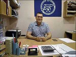 Начальник производства компании «Купе на дом» Арсен Аствацатрян