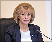 Татьяна ГИГЕЛЬ, член Комитета Совета Федерации по аграрно-продовольственной политике и природопользованию
