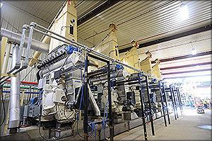 Рис. 9. На американском заводе Highland Pellet Plant четыре линии с пятью грануляторами Andritz PM30 каждая