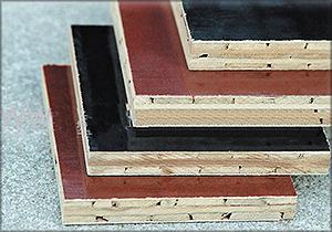 Рис. 20. Ламинированная бамбуковая фанера